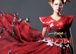 美容造型設計系3月23日隆重舉辦畢業展演以「藝訴の末日」為主題盡展四年所學獲讚賞的活動照片