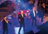 無伴奏純人聲Metro樂團蒞校演唱的活動照片