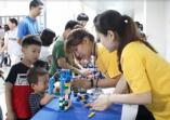 本校與Gigo智高共同舉辦「Young Maker」積木競賽「交通博覽會」,讓幼兒創意飛翔的活動照片