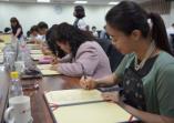 105學年度教育部補助彰雲區技職校院建立策略聯盟計畫簽約儀式的活動照片
