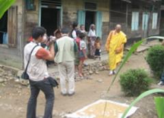 共同守護雨林,保育自然環境,印尼菩提心基金會與本校署簽合作備忘錄的活動照片
