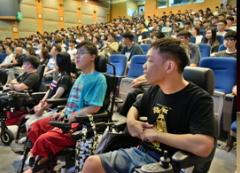 「築夢環球☆雛鷹展翅」 本校展開三天的迎新系列活動的活動照片