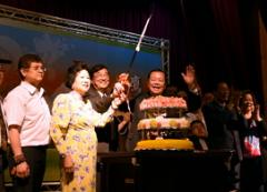 本校於14日舉辦26週年校慶系列活動,展現「優質環球、深耕雲林、加值台灣、連結東南亞」的辦學成果及宏願的活動照片