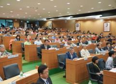 2017亞洲區域經濟與地方產業發展國際研討會--亞洲中小企業的未來與東南亞經貿發展之探究的活動照片