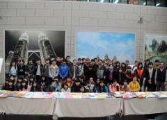 本校通識教育中心7日舉辦成果展, 創新教學的設計與實踐帶動通識教育新思維的活動照片