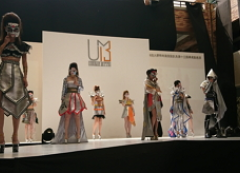 本校時尚造型設計系於4月11日 舉辦第13屆畢業成果展--「都市傳說-Urban Myth」的活動照片
