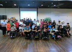 本校於5月9日舉辦感恩與送舊活動邀請師長、父母共享溫馨的活動照片