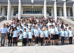 本校與扶輪社攜手關懷偏鄉小學英語教育  6月8日舉辦成果發表會的活動照片