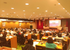 「雲林縣官學合作聯繫平台」於7月12日召開,菁英集聚本校為雲林縣擘劃未來藍圖的活動照片