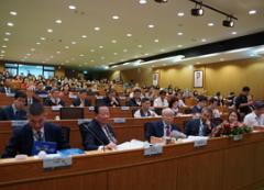 本校於12月7日舉辦「2018亞洲區域經濟發展國際學術研討會(ICARE 2018)東南亞(ASEAN)經貿發展」的活動照片