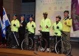 本校「re-Cycle Taiwan」鐵馬隊入選「探索台灣120小時」「re-Cycle Taiwan」踏板長征拜訪11處SDGs據點的活動照片